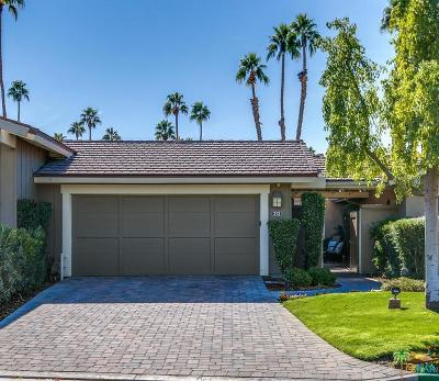 Palm Desert Condo/Townhouse For Sale: 313 Appaloosa Way