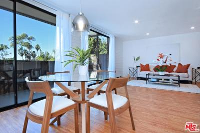 Pacific Palisades Condo/Townhouse Active Under Contract: 15515 W Sunset Blvd #A06
