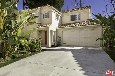 Calabasas Single Family Home Active Under Contract: 4306 Oak Glen Street