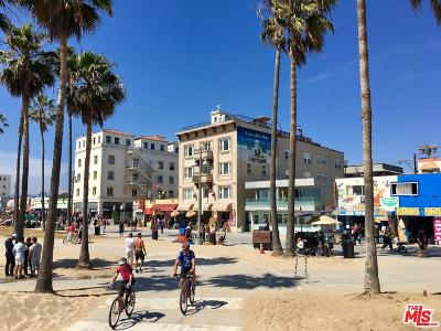 Los Angeles County Residential Income Active Under Contract: 1305 Ocean Front Walk