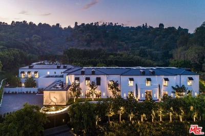 Los Angeles Single Family Home For Sale: 10701 Bellagio Road