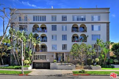 Beverly Hills Condo/Townhouse Pending: 434 South Canon Drive #101