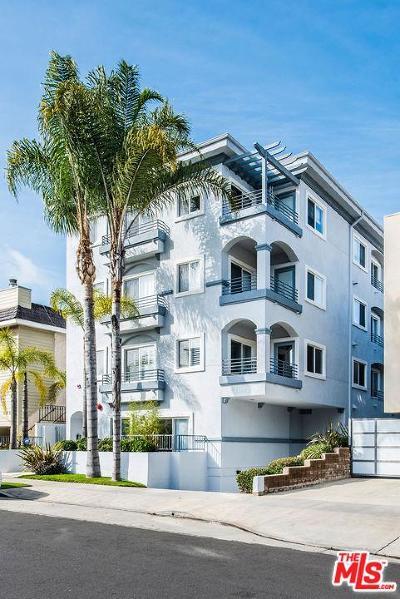 Los Angeles Condo/Townhouse Active Under Contract: 11923 Darlington Avenue #101