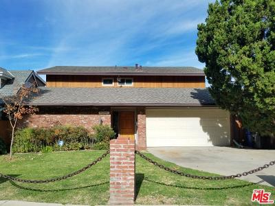 Studio City Single Family Home For Sale: 12247 Laurel Terrace Drive