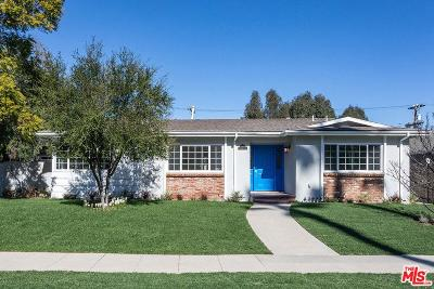 Woodland Hills Single Family Home Active Under Contract: 22153 Buena Ventura Street