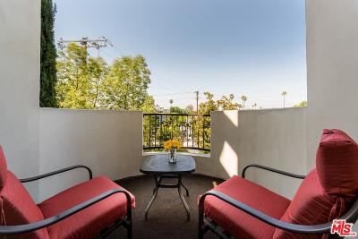 Sherman Oaks Condo/Townhouse Active Under Contract: 15206 Burbank #301
