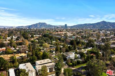 Valley Village Single Family Home Active Under Contract: 11852 Kling Street