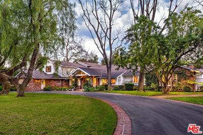Hidden Hills Single Family Home For Sale: 24024 Long Valley Road