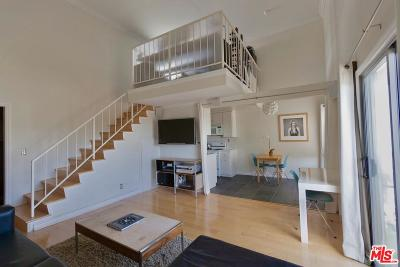 Santa Monica Condo/Townhouse Active Under Contract: 1125 Pico #209