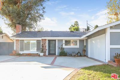 West Hills Single Family Home Sold: 7655 Sedan Avenue
