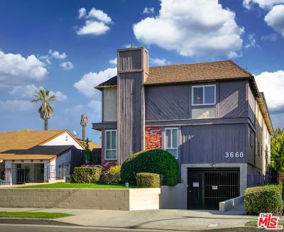 Condo/Townhouse Active Under Contract: 3668 Hughes Avenue #1