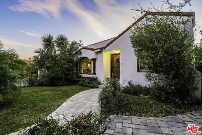 Single Family Home For Sale: 543 North Gardner Street