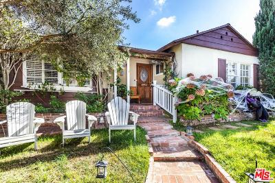 Single Family Home Active Under Contract: 12752 Rose Avenue