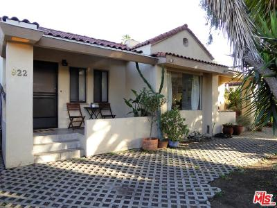 Los Angeles County Residential Income For Sale: 920 North Harper Avenue