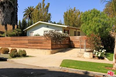 Los Angeles County Single Family Home For Sale: 354 5th Avenue