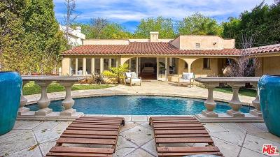 Beverly Hills Rental Active Under Contract: 521 North Alpine Drive