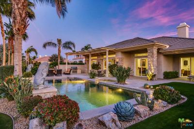 Rancho Mirage Single Family Home Active Under Contract: 77 Via Bella
