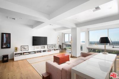 Los Angeles County Condo/Townhouse Active Under Contract: 2222 Avenue Of The Stars #2402