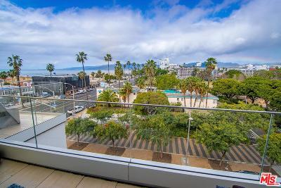 Santa Monica Condo/Townhouse For Sale: 1705 Ocean Avenue #502