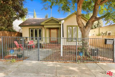 Los Angeles County Single Family Home For Sale: 1246 North Genesee Avenue