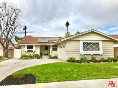 Van Nuys Single Family Home For Sale: 6119 Buffalo Avenue