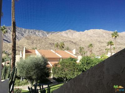 Palm Springs CA Condo/Townhouse For Sale: $279,000