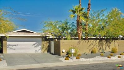 Palm Springs Single Family Home For Sale: 594 East Molino Road