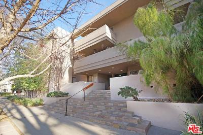 Santa Monica Condo/Townhouse Active Under Contract: 630 Idaho Avenue #305