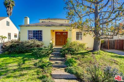 Single Family Home For Sale: 8406 Flight Avenue