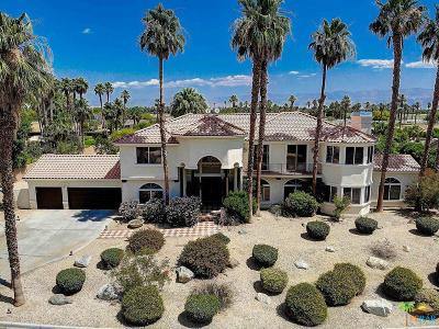 La Quinta Single Family Home For Sale: 81900 Mountain View Lane
