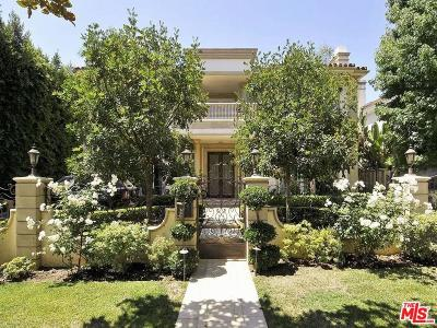 Beverly Hills Rental For Rent: 511 North Camden Drive