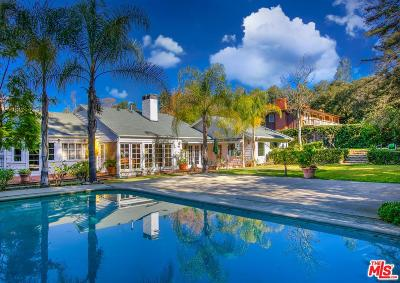 Pasadena Single Family Home Active Under Contract: 550 Covington Place