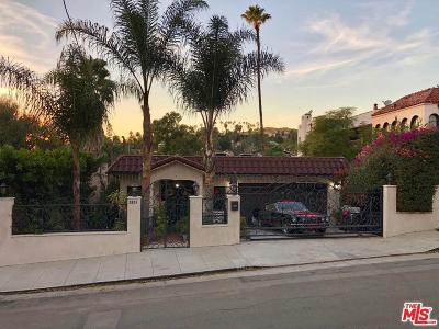 Single Family Home For Sale: 2035 Ivar Avenue