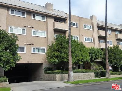 Van Nuys Condo/Townhouse For Sale: 14607 Erwin Street #205