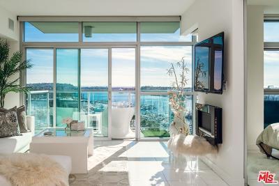 Marina Del Rey Condo/Townhouse Sold: 13700 Marina Pointe Drive #1003