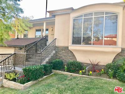 Single Family Home For Sale: 5139 Valley Ridge Avenue