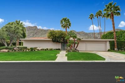 Rancho Mirage Single Family Home Active Under Contract: 71255 West Thunderbird Terrace