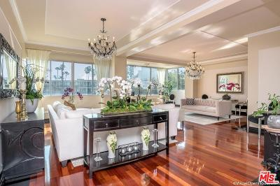 Los Angeles County Condo/Townhouse For Sale: 875 Comstock Avenue #1A