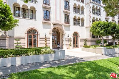 Beverly Hills Condo/Townhouse For Sale: 9249 Burton Way #404