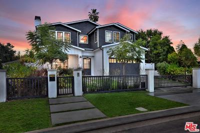 Encino Single Family Home For Sale: 4933 Petit Avenue
