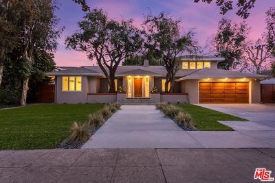 Sherman Oaks Single Family Home For Sale: 13230 Bloomfield Street