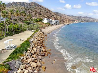 Malibu CA Condo/Townhouse For Sale: $1,750,000