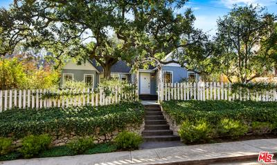 Single Family Home For Sale: 2249 Beverly Glen Place