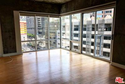 Condo/Townhouse For Sale: 645 West 9th Street #620