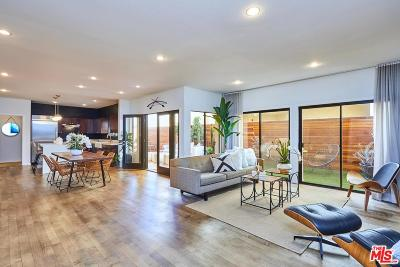 Santa Monica Condo/Townhouse Active Under Contract: 1228 11th Street #102