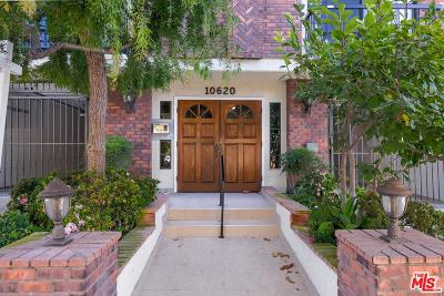 Los Angeles County Condo/Townhouse For Sale: 10620 Eastborne Avenue #102