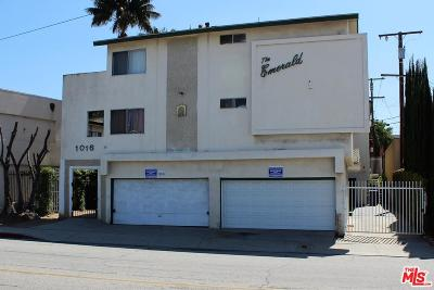 Inglewood Residential Income For Sale: 1016 North Market Street