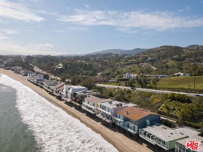 Los Angeles County Single Family Home For Sale: 27070 Malibu Cove Colony Drive