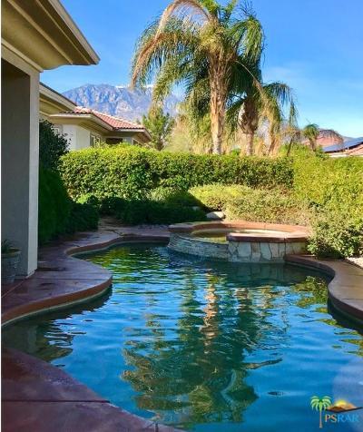 Rancho Mirage Single Family Home Active Under Contract: 93 Via San Marco