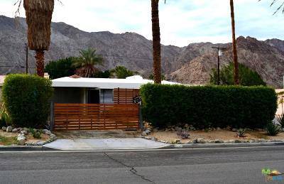 La Quinta Single Family Home For Sale: 53025 Avenida Rubio